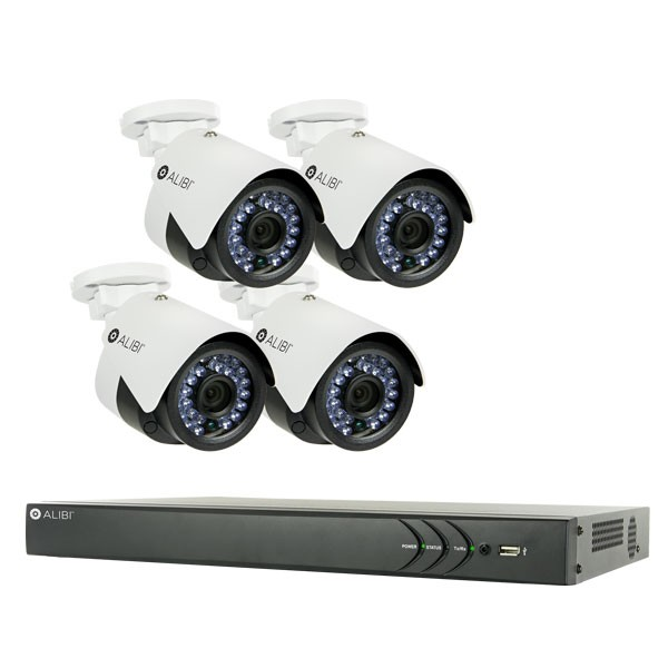 Network IP Security Systems