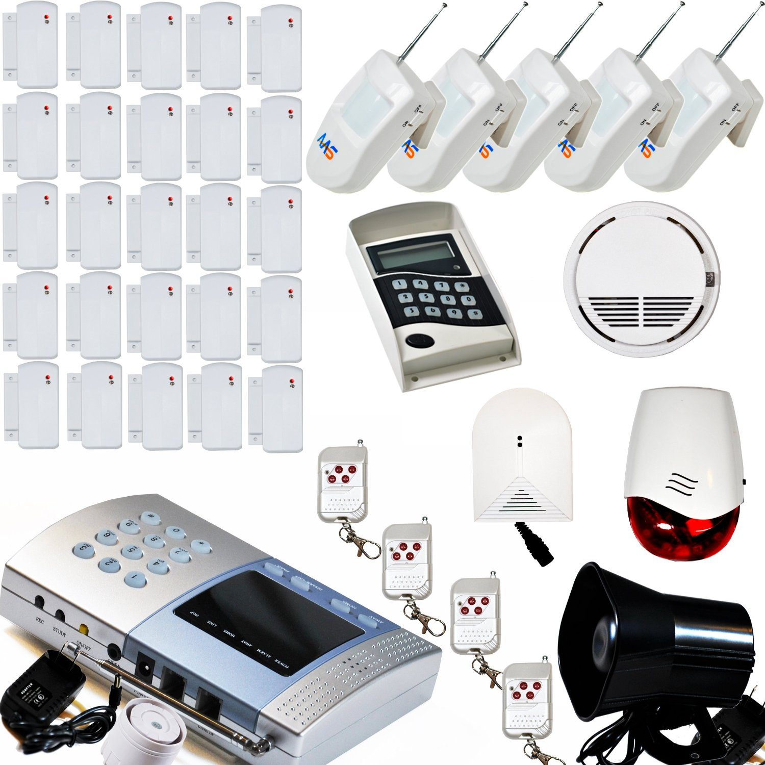 AAS DIY Security Systems