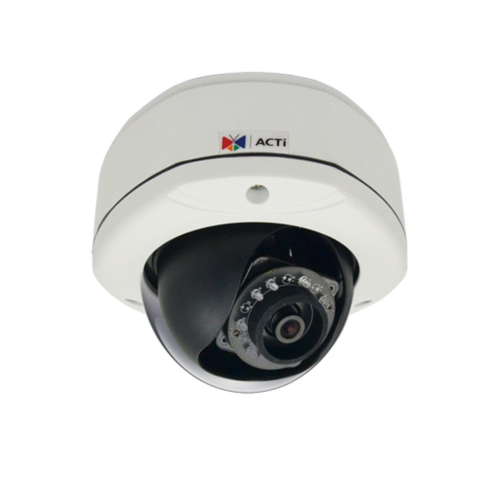 ACTi Night Vision Video Security