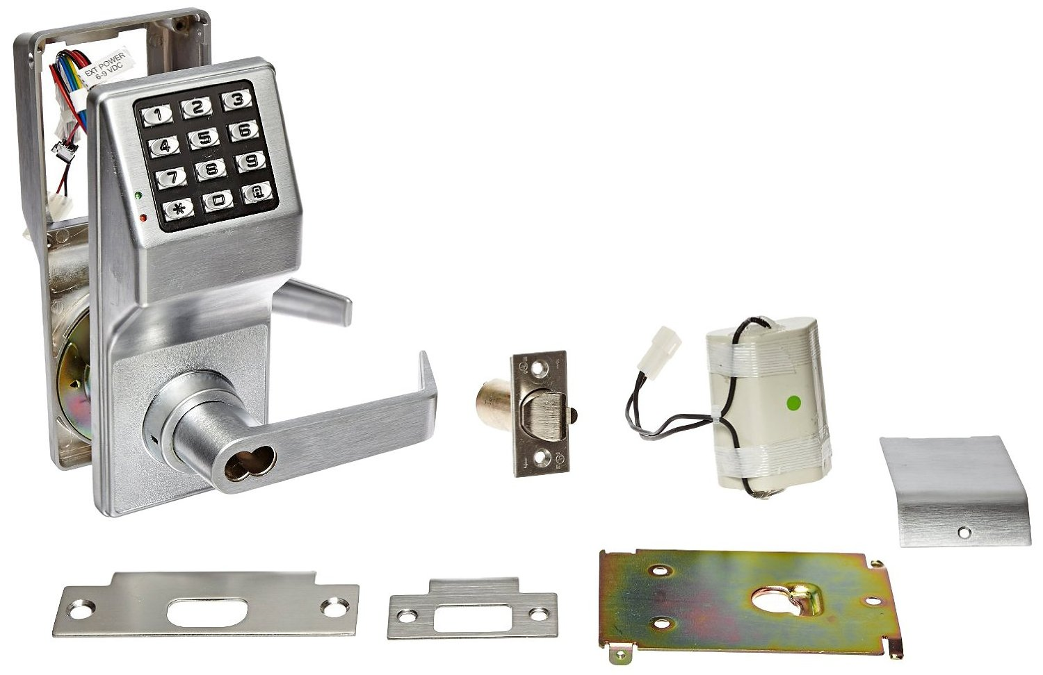 Alarm Lock Door Alarms & Keypads
