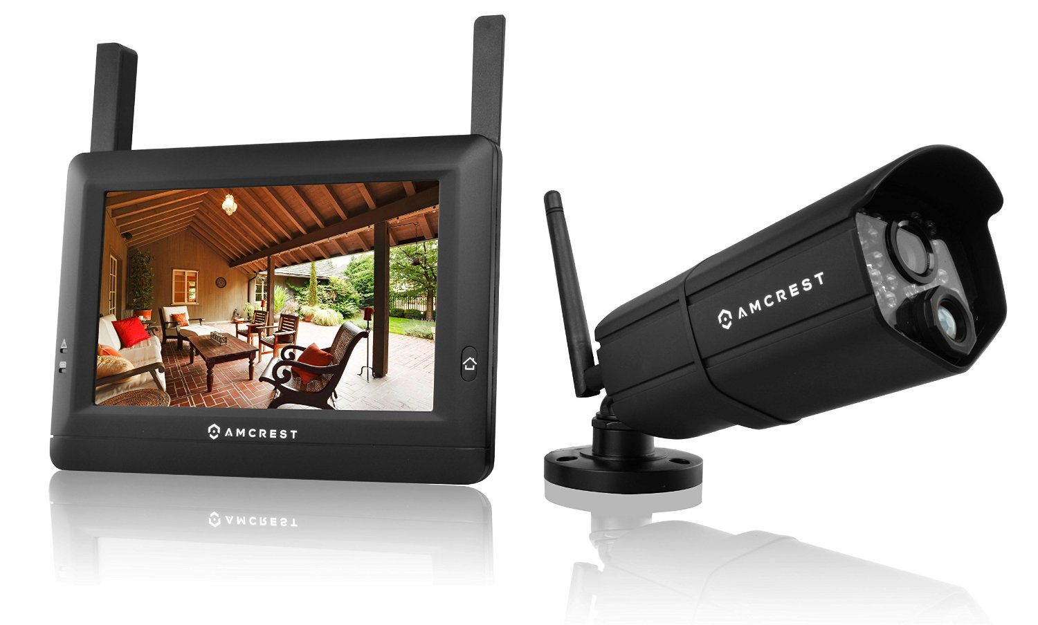 Amcrest Wireless Security Systems