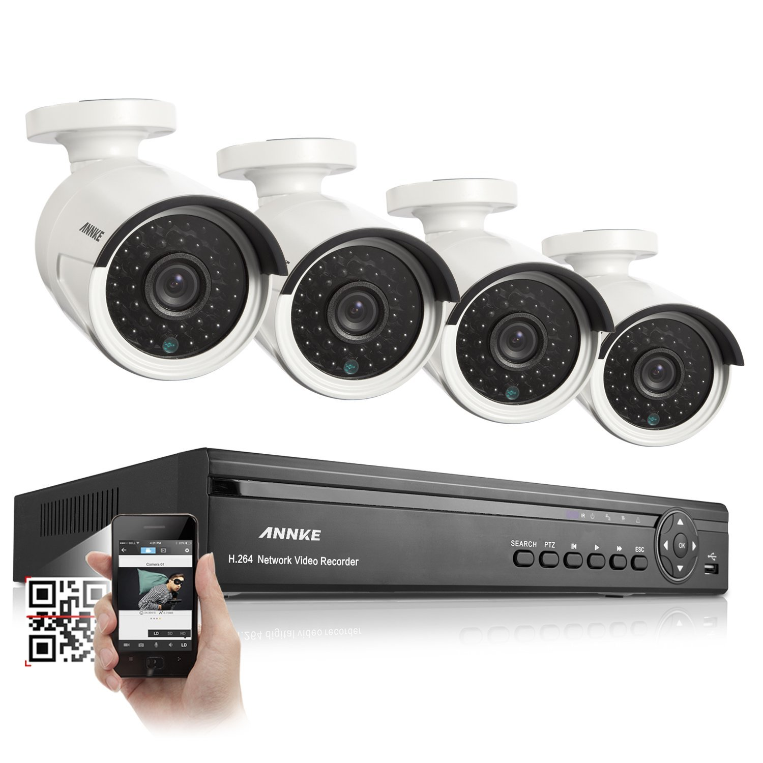 Annke Outdoor Security Systems