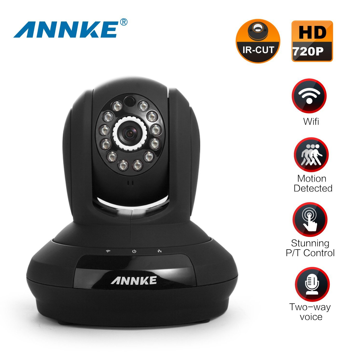 Annke Phone Remote Monitoring