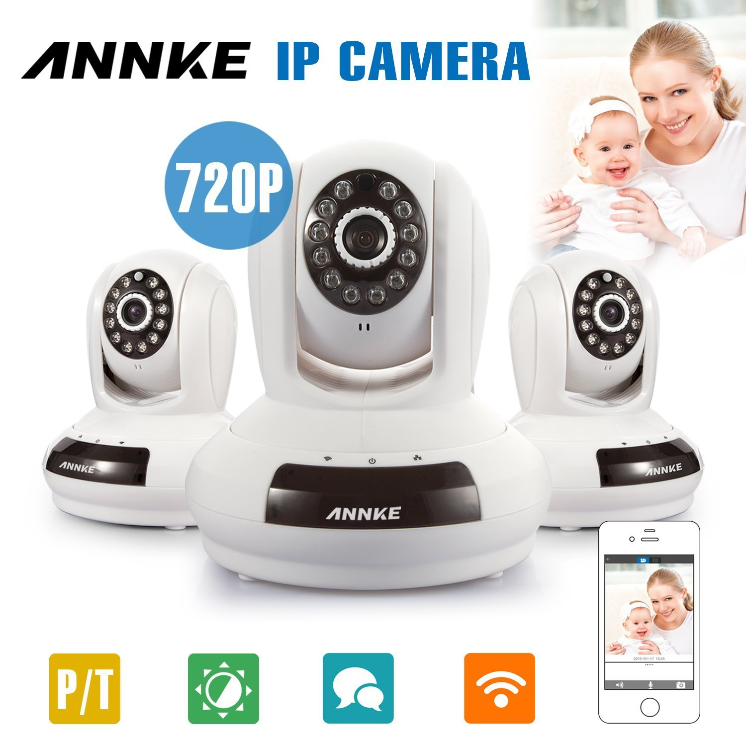 Annke WiFi Security Systems