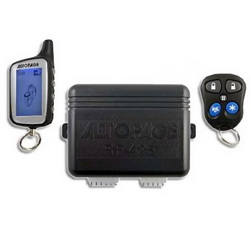 Auto Page Vehicle Security Alarms
