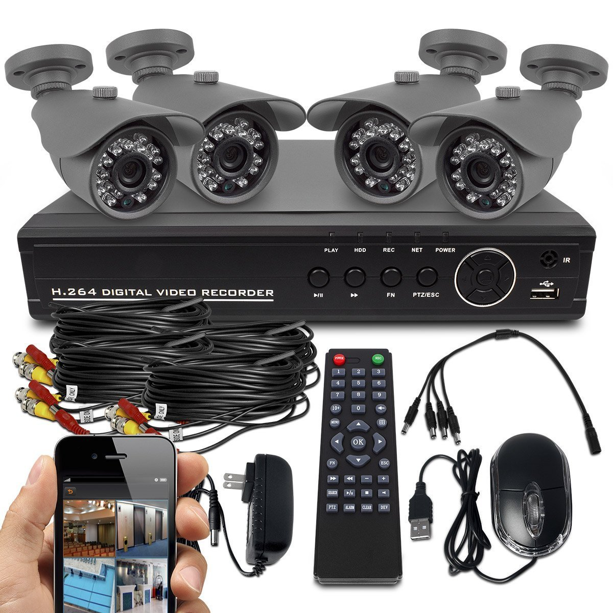 Best Vision Systems DIY Security Systems