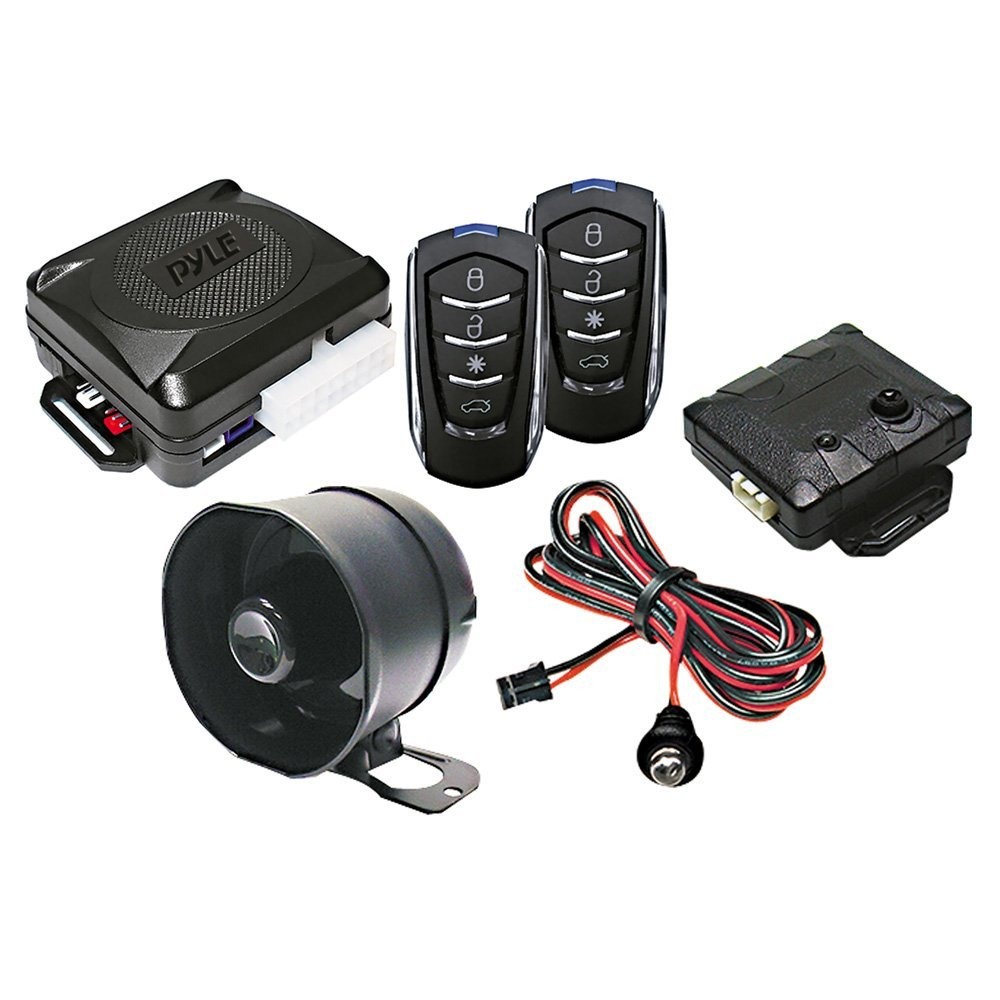 Bulldog Vehicle Keyless Entry Systems