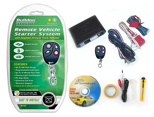 Bulldog Vehicle Remote Starters