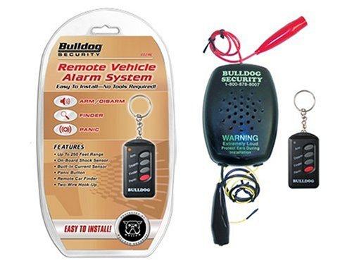 Bulldog Vehicle Security Alarms