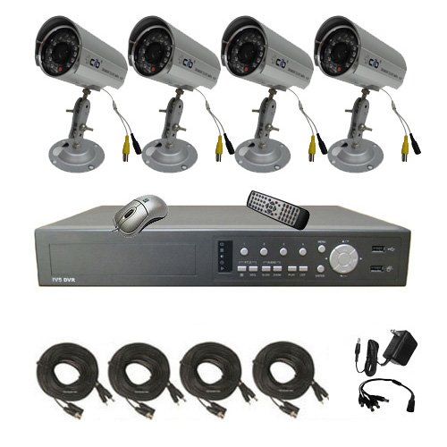 CIB Security Security Camera DVR