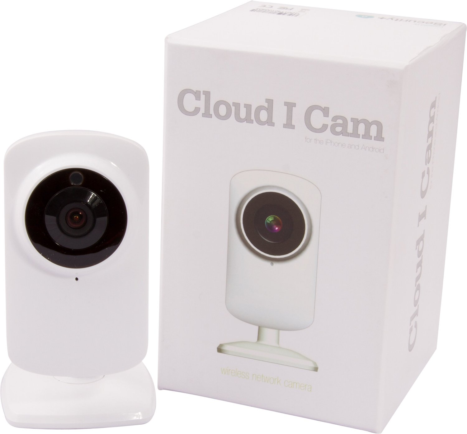 Colud iCam Phone Remote Monitoring