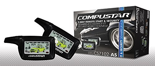 CompuStar Vehicle Security Alarms