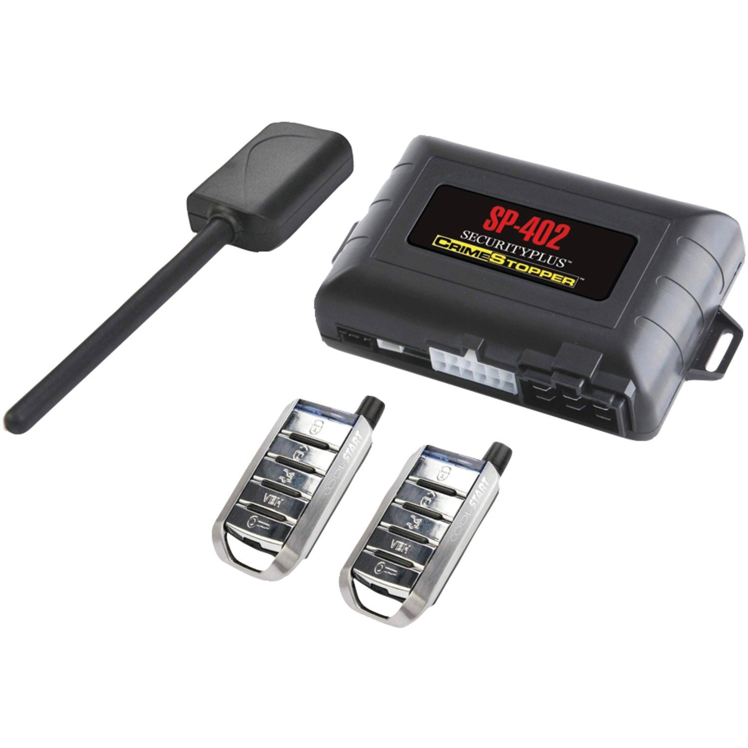 Crime Stopper Vehicle Remote Starters