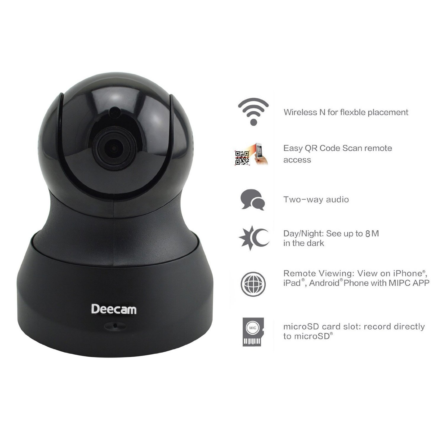 Deecam Wireless Security Systems