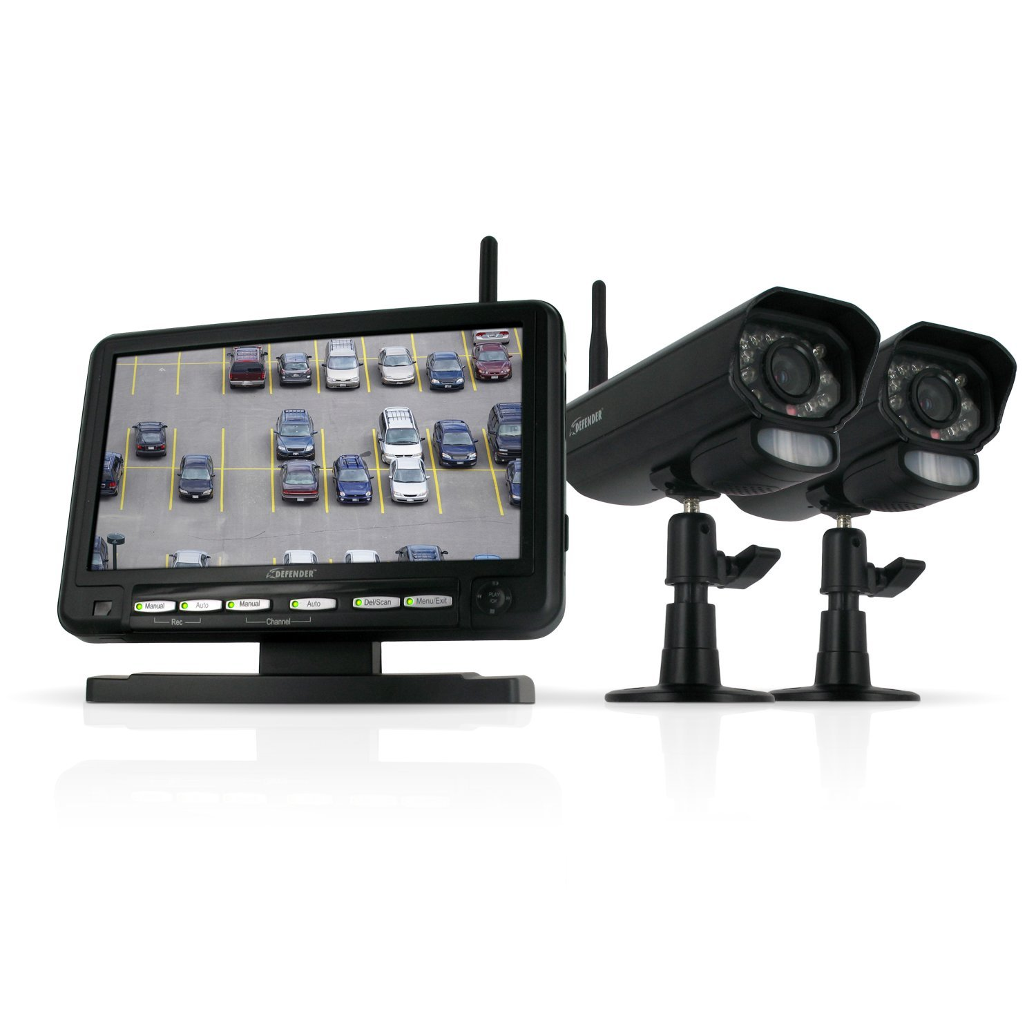 Defender Wireless Security Systems