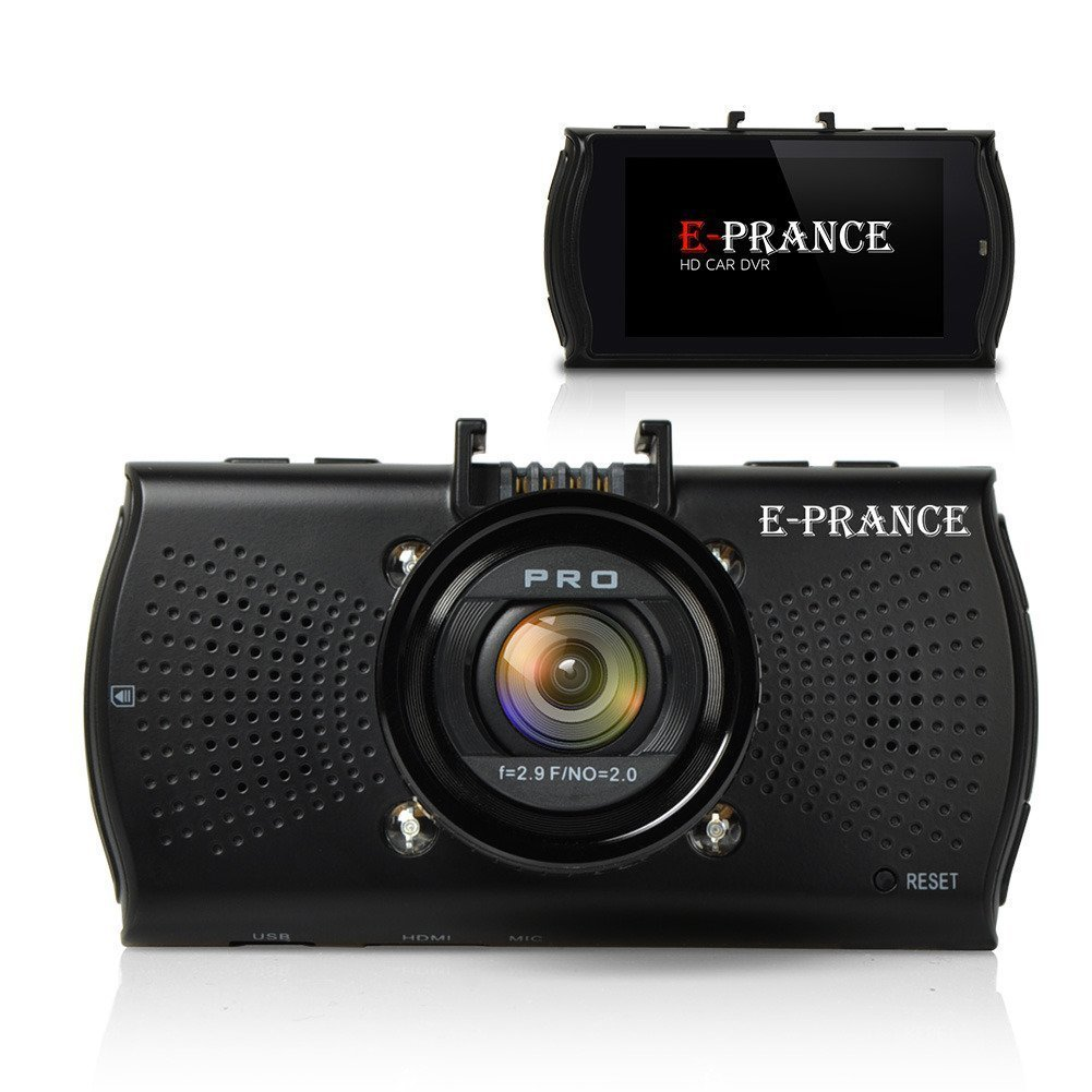 E-Prance Vehicle Security Cameras