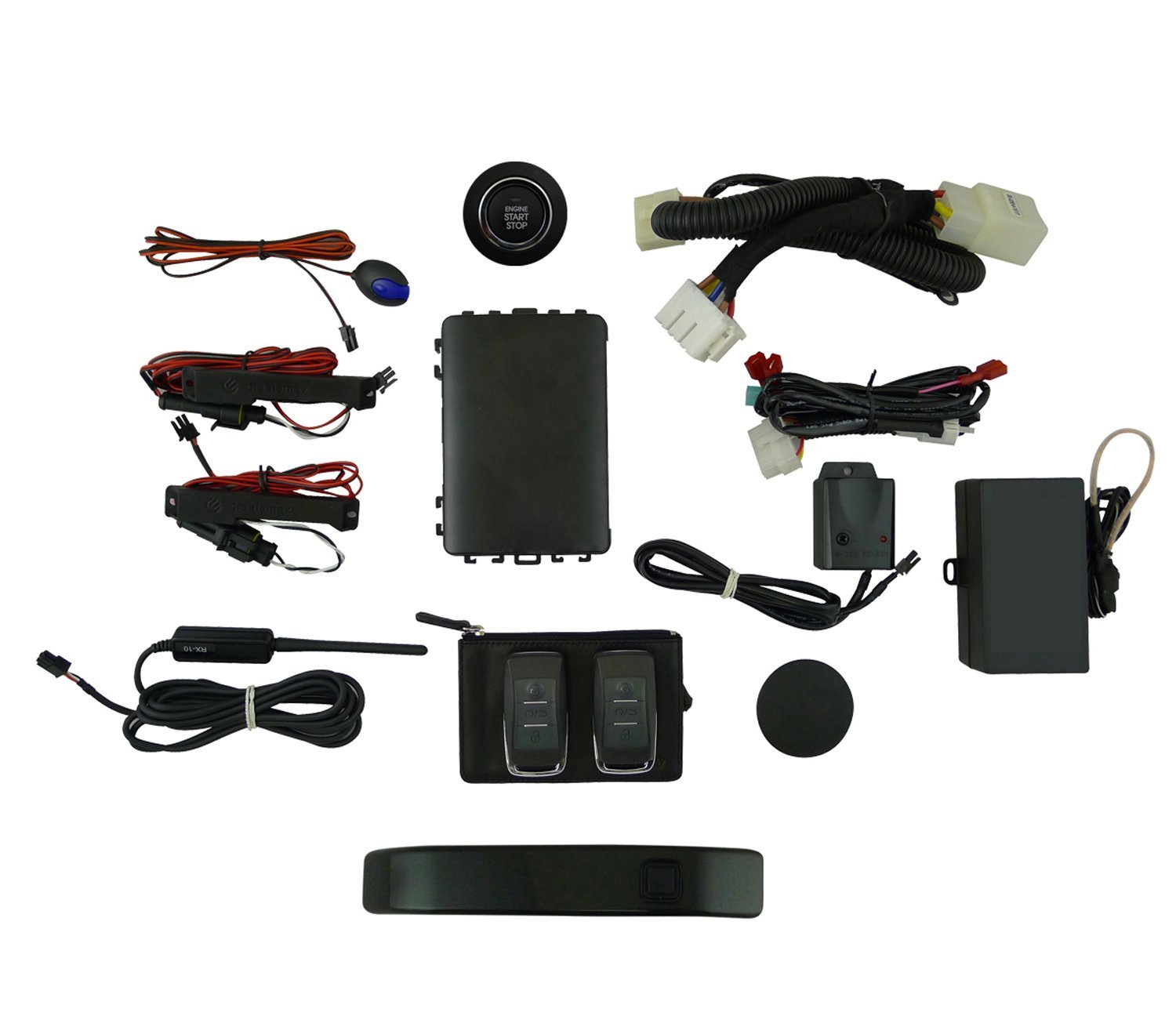 EasyGo Vehicle Security Alarms