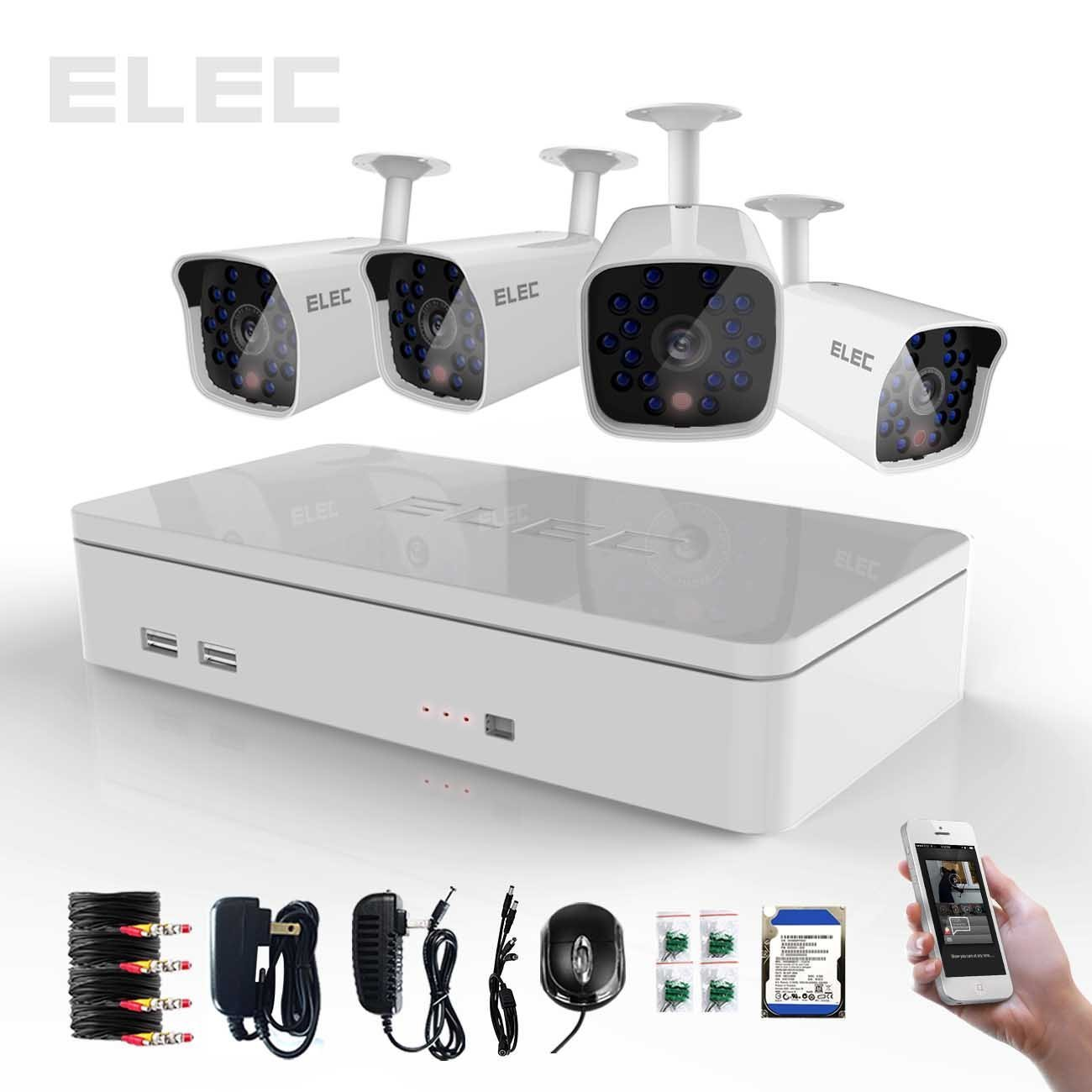 ELEC Outdoor Security Systems