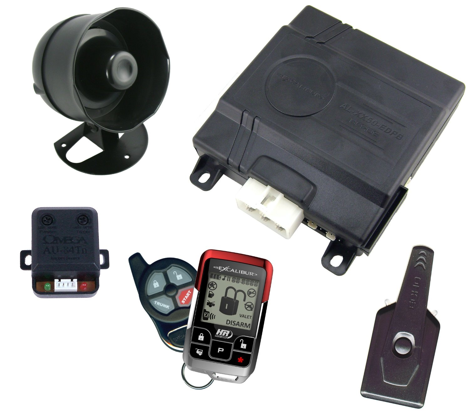 Excalibur Vehicle Security Alarms