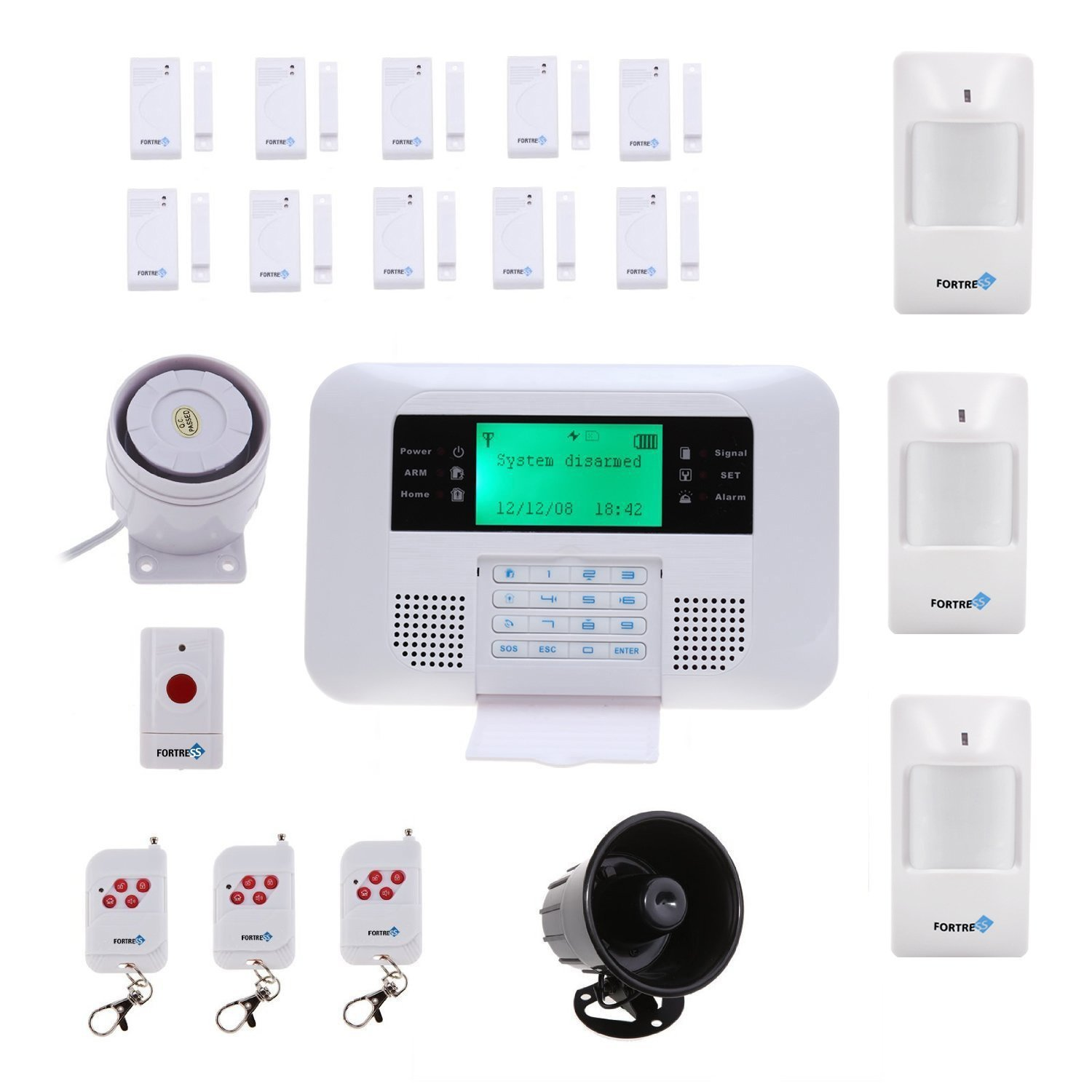 Fortress Security Store DIY Security Systems