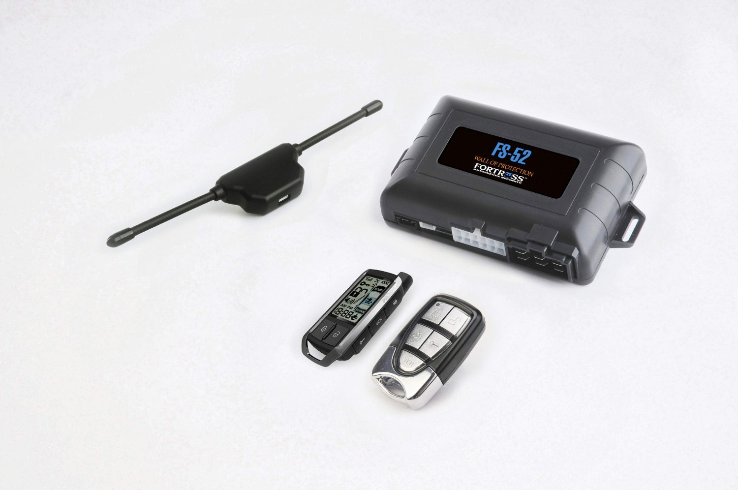 Fortress Vehicle Security Alarms