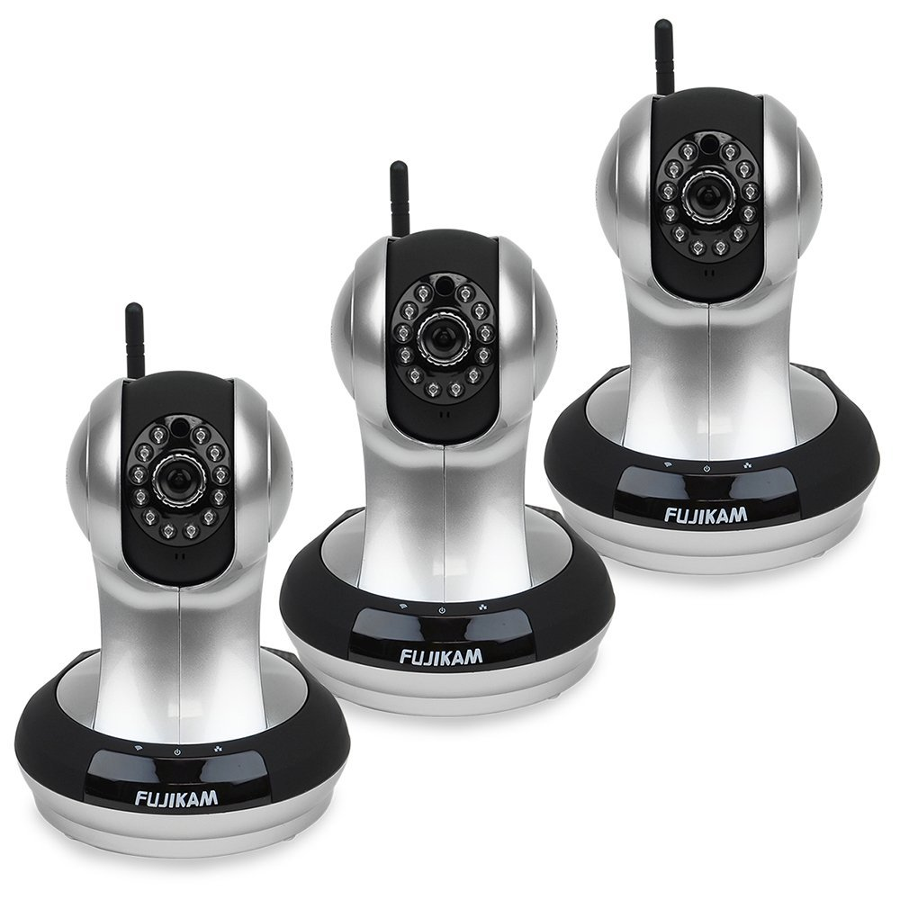 Fujikam Wireless Security Systems