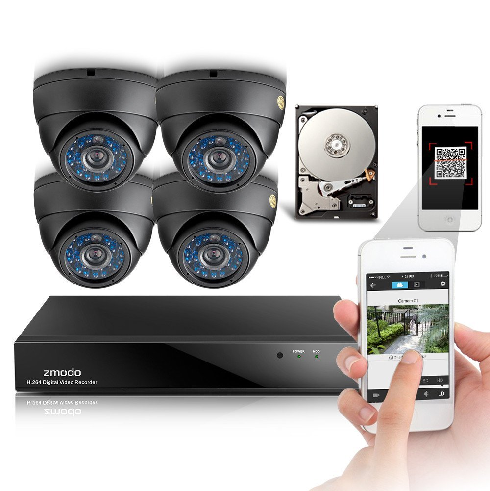 Funlux Outdoor Home Surveillance Systems