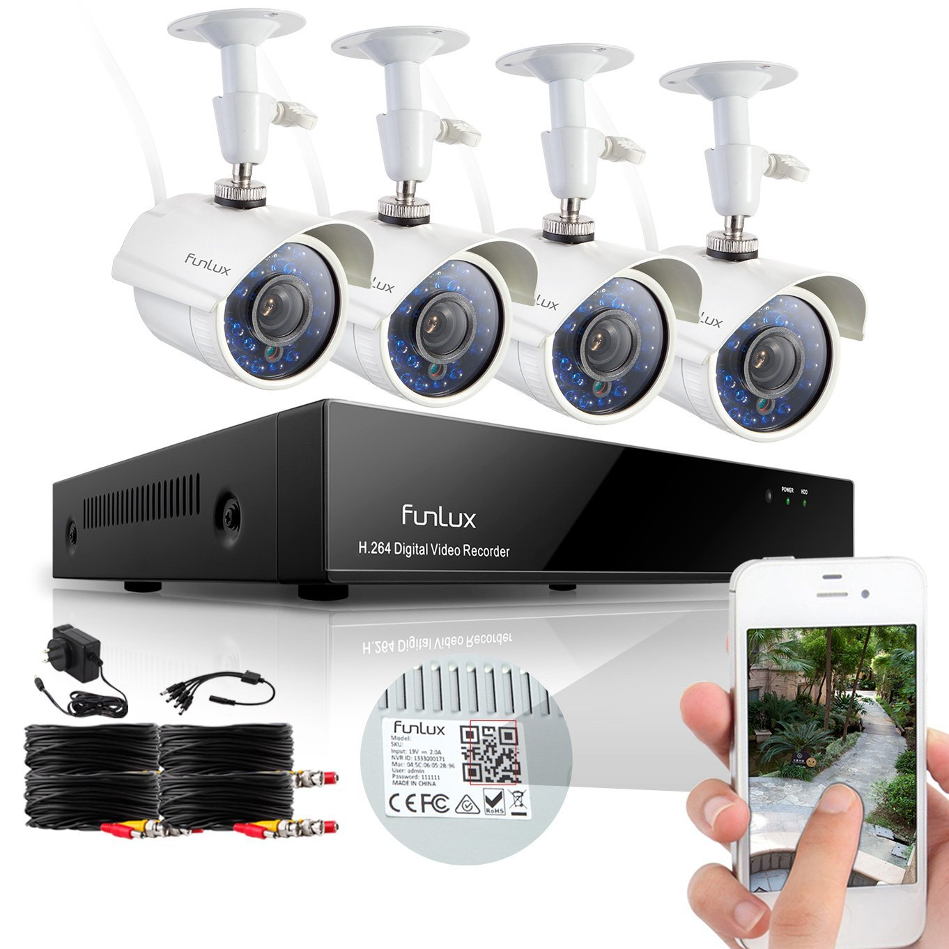 Funlux Security Camera DVR