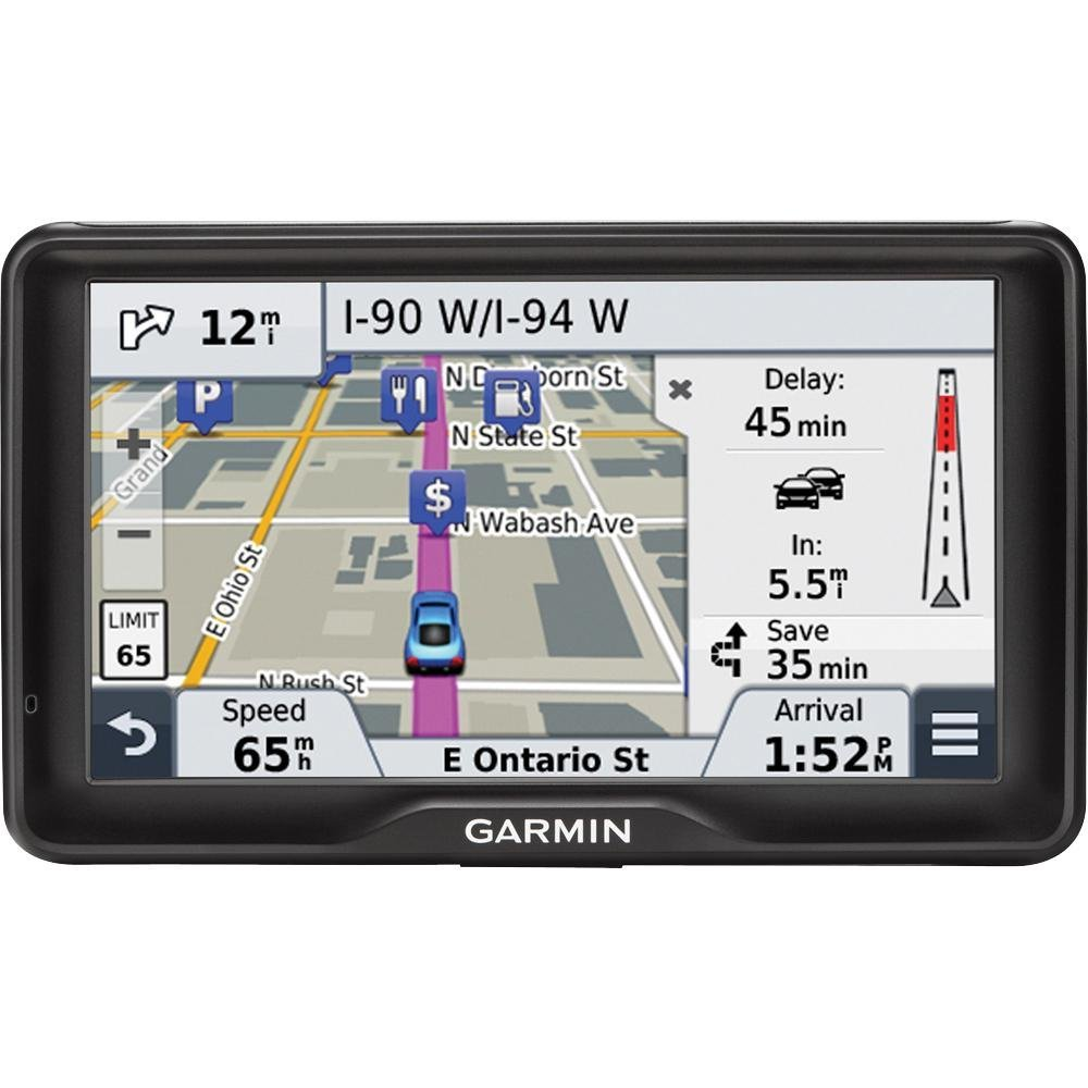 Garmin Vehicle GPS Tracking & Monitoring