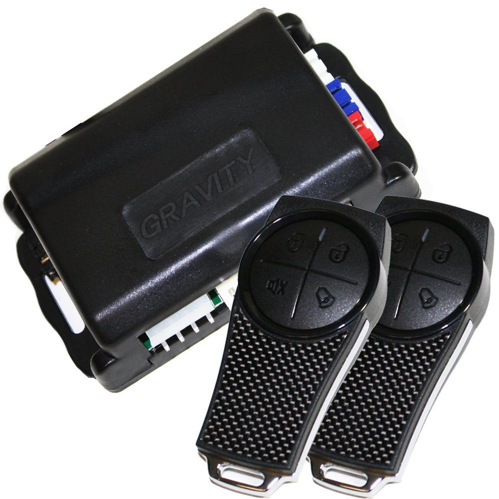 Gravity Vehicle Security Alarms