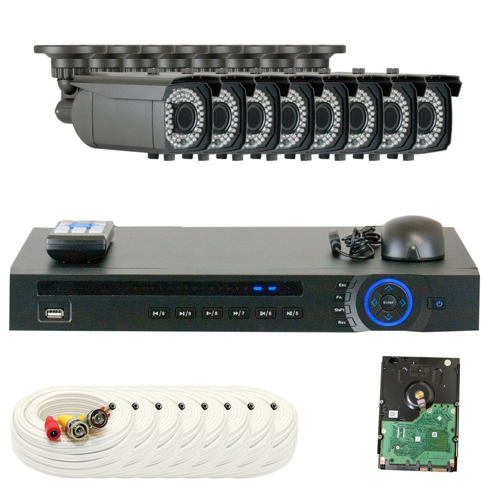 GW Security HD Video Security