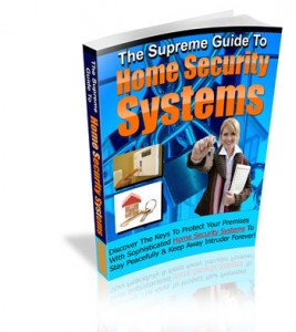 Home Security Guides & Books