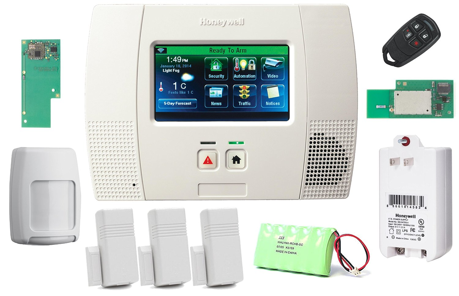 Honeywell DIY Security Systems