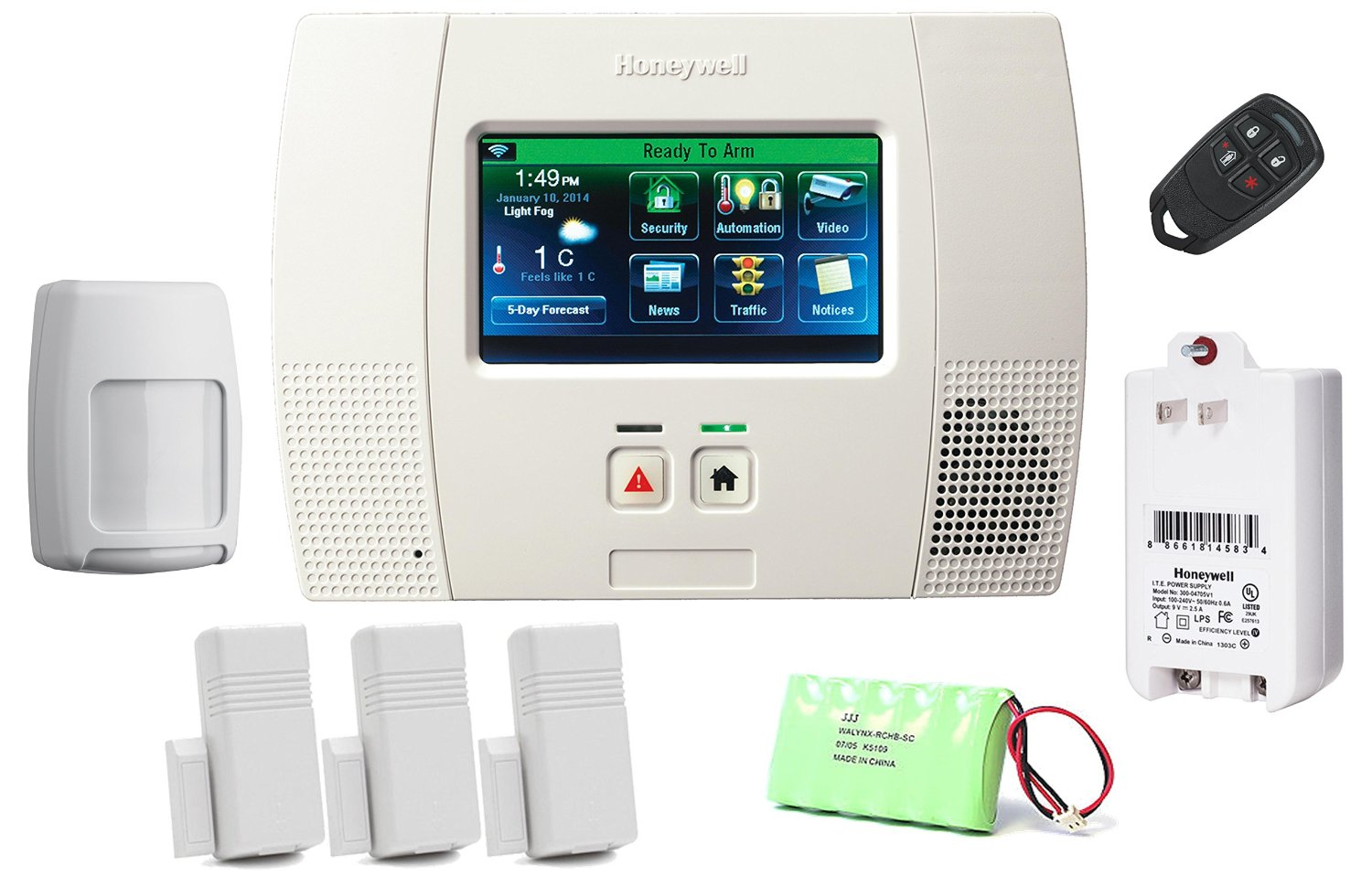 Honeywell Window Alarms