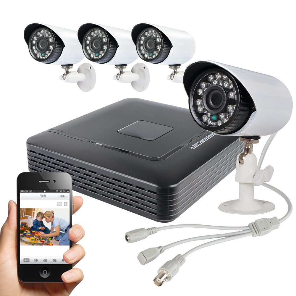 Jooan Security Camera DVR