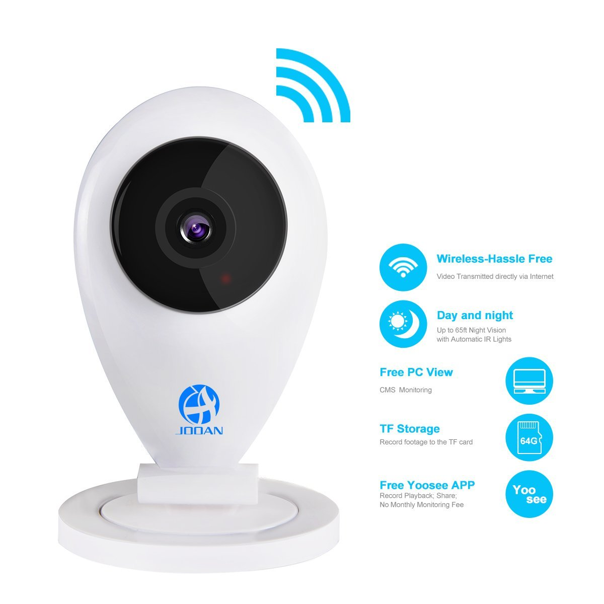 Jooan WiFi Security Systems