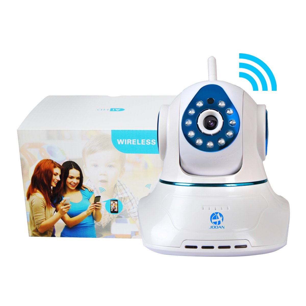 Jooan Wireless Security Systems