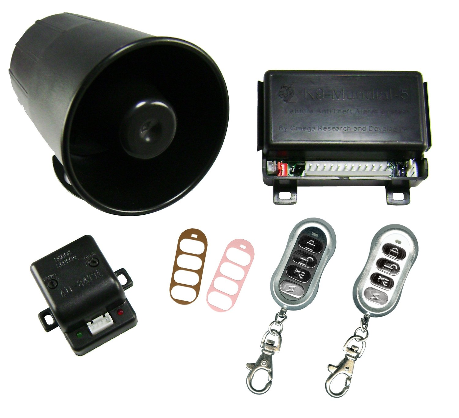 K9 Vehicle Keyless Entry Systems