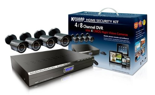 KGuard DIY Security Systems