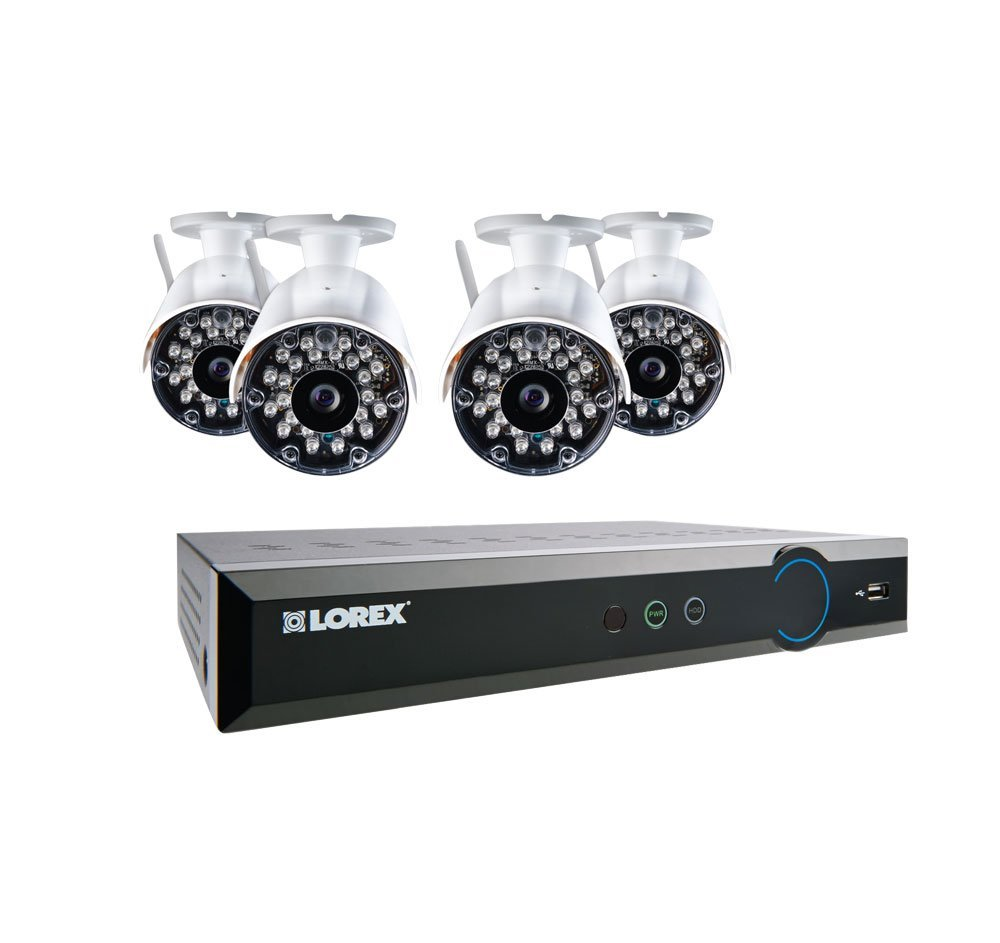 Lorex Indoor Security Systems