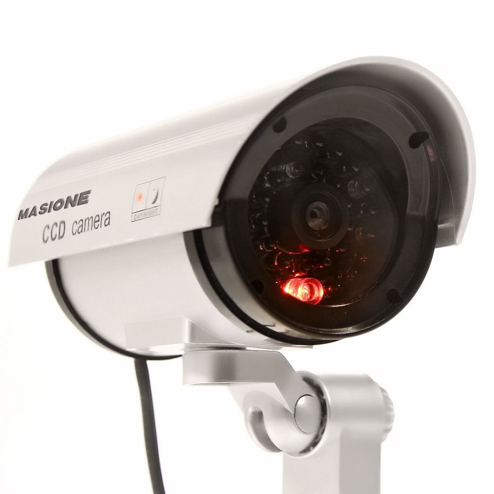 Masione Fake Dummy Security Cameras