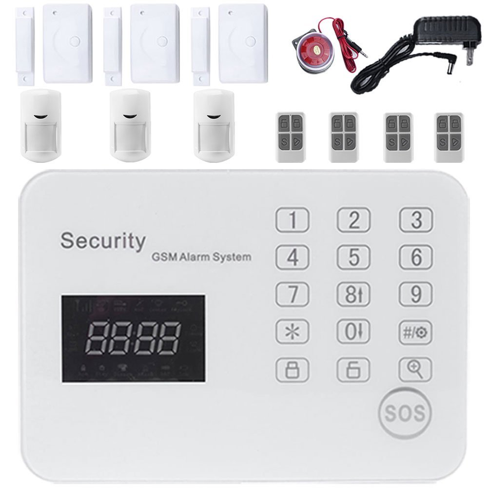 Masione Wireless Security Systems