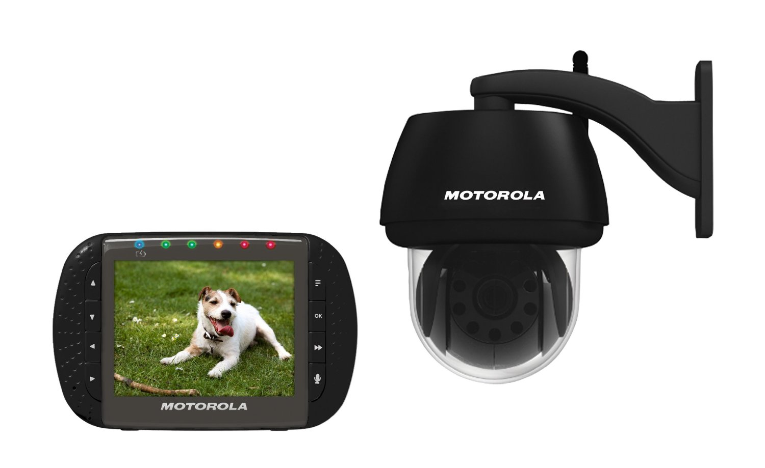 Motorola Wireless Security Systems