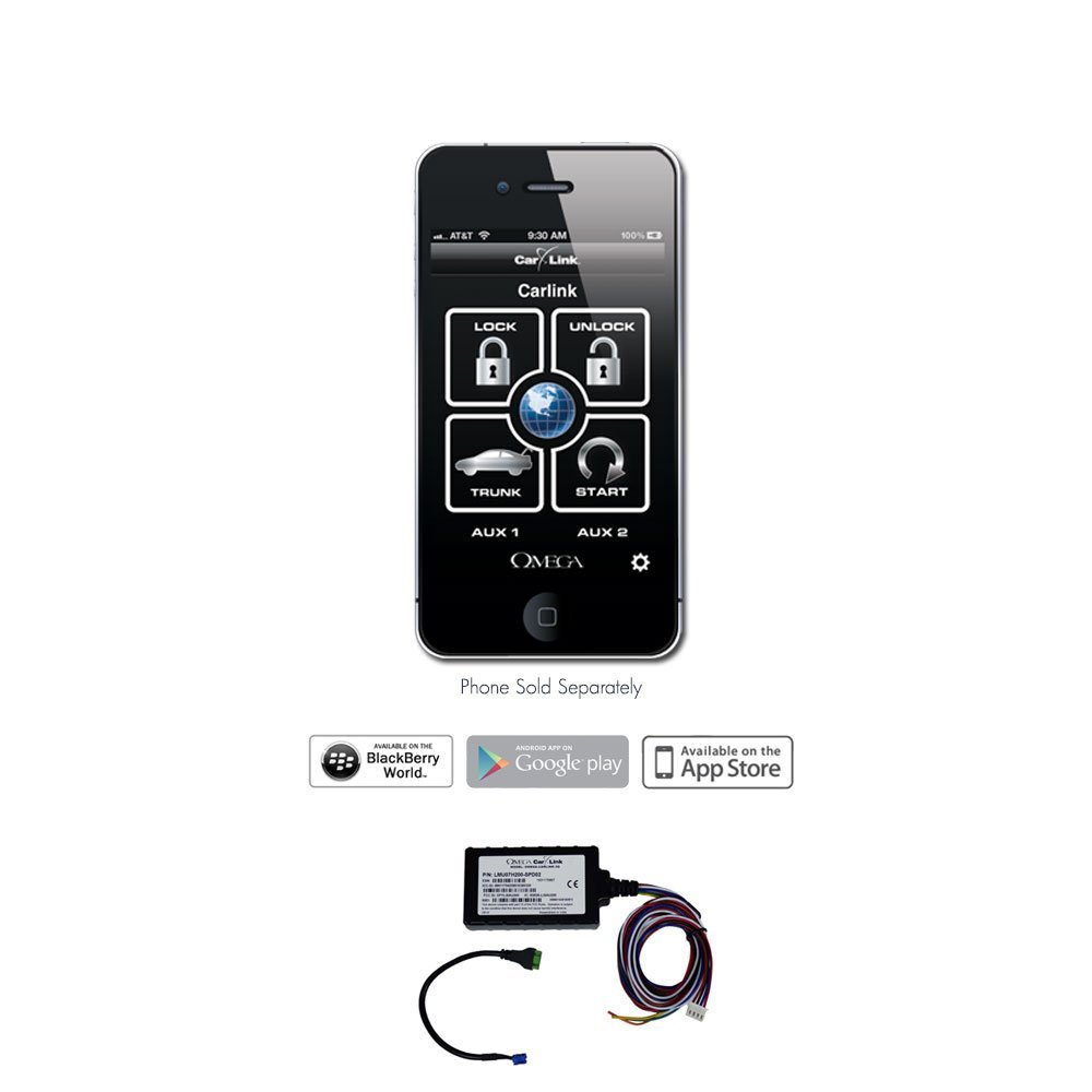 Mpc Vehicle Smartphone Car Alarms & Starters