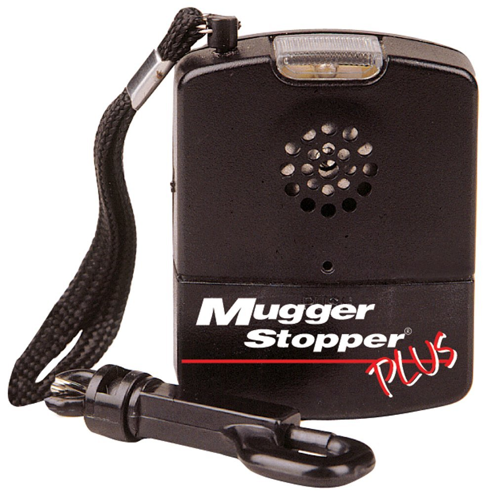 Mugger Stopper Plus Personal Security Sensors & Alarms