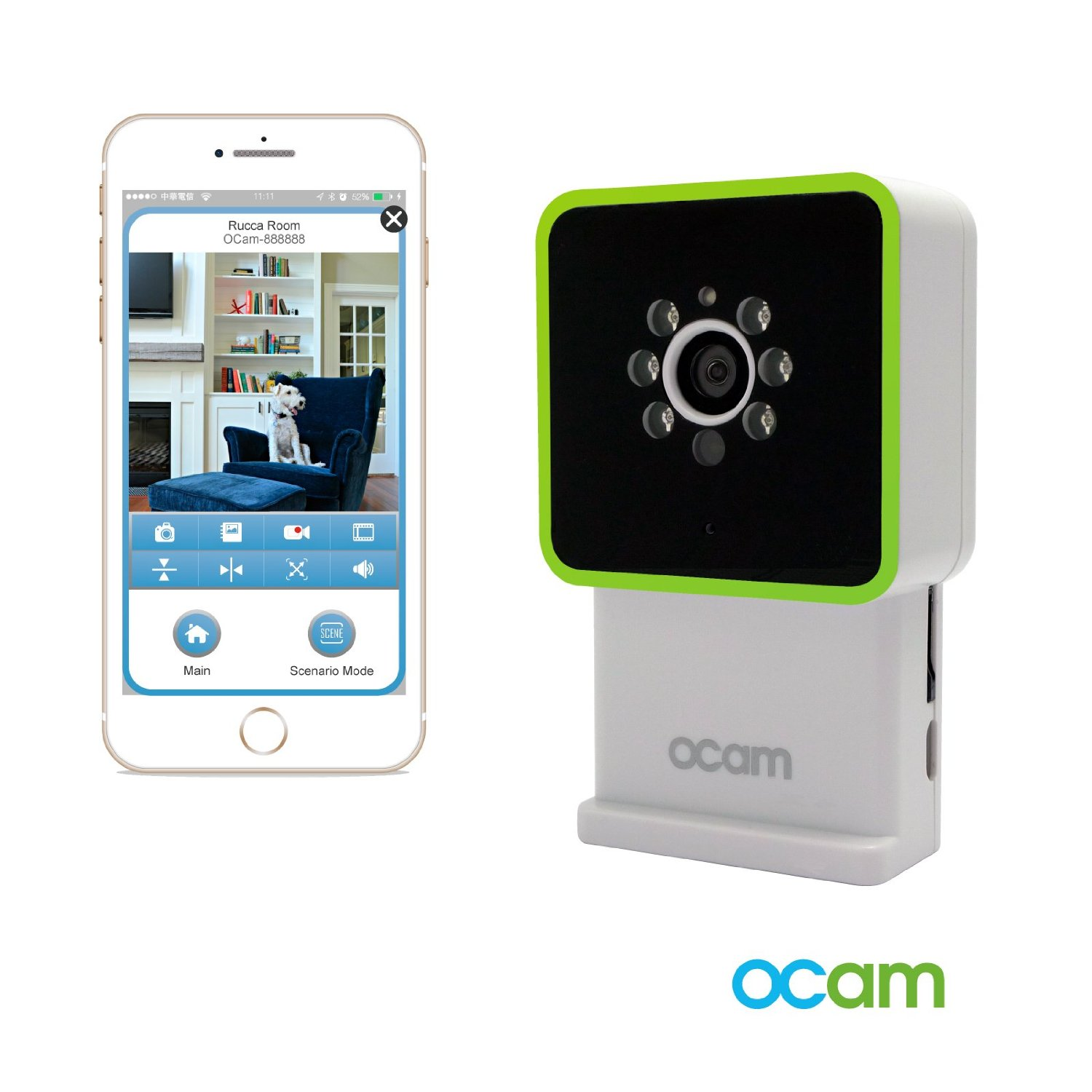 oCam Hidden Home Security Cameras