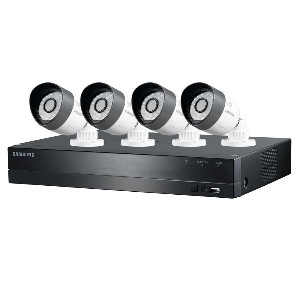 Samsung Security Camera DVR