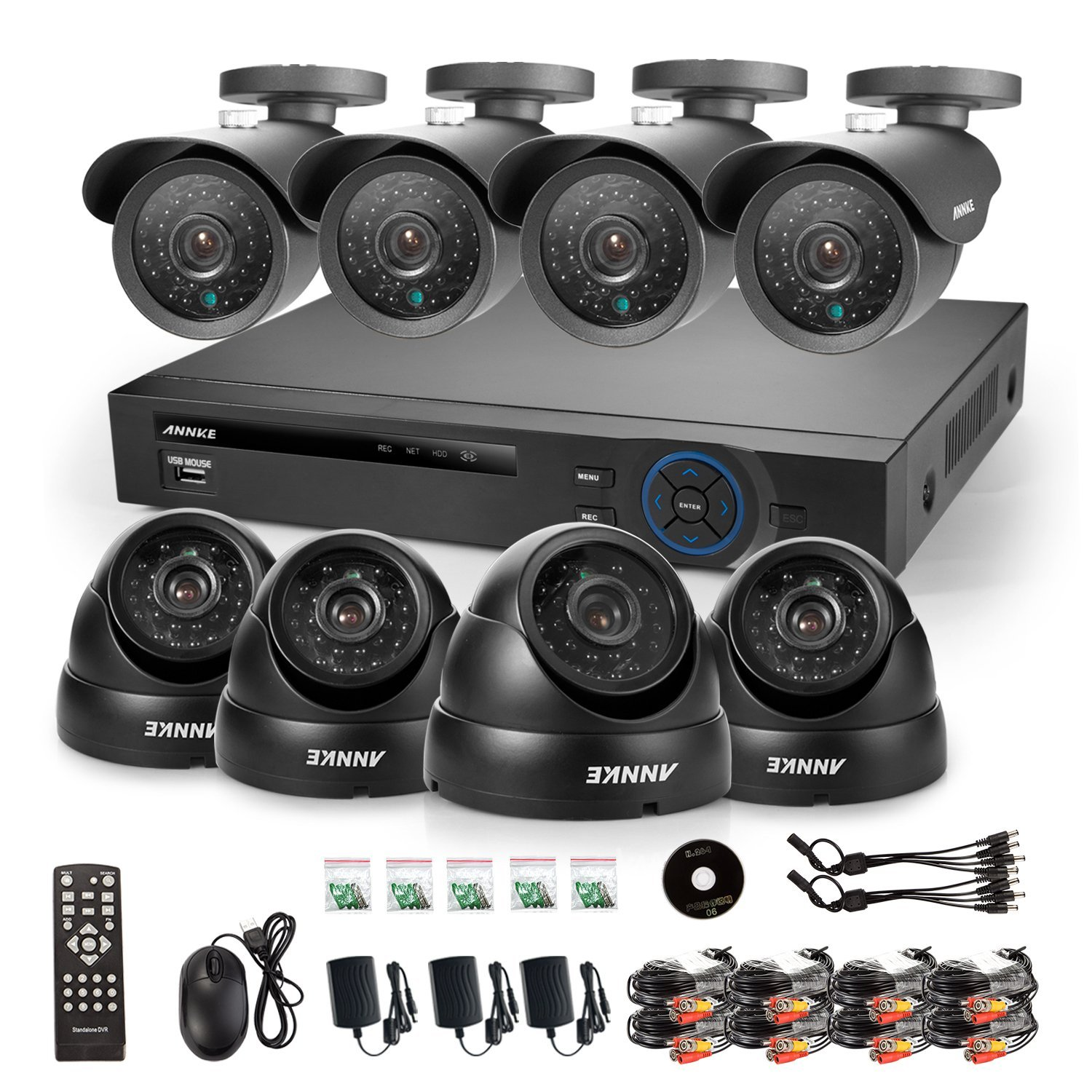 SANNCE Indoor Security Systems