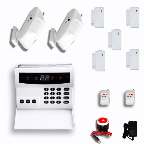 SAS Safety DIY Security Systems
