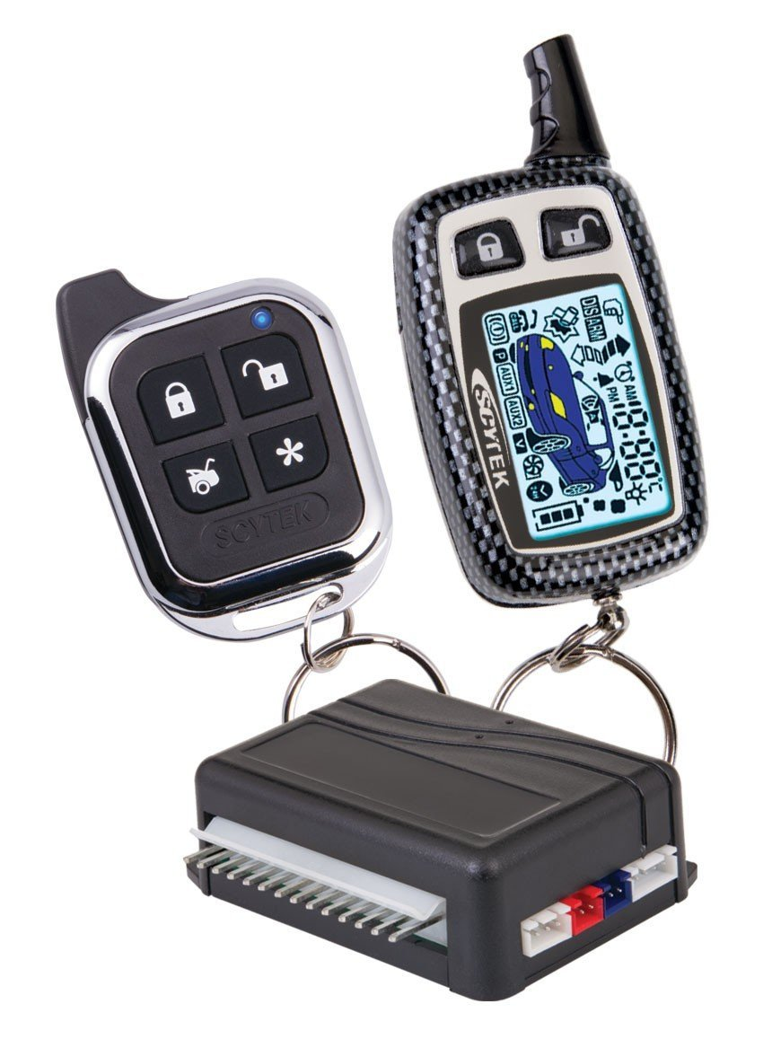 ScyTec Vehicle Security Alarms